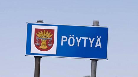 Pöytyän kunta sijaitsee Varsinais-Suomen maakunnassa.