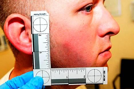 Kuvat konstaapeli Darren Wilsonin kasvoista pian ampumistapauksen jälkeen julkistettiin eilen.