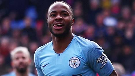 Manchester City otti jälleen Valioliigan kärkipaikan – Sterling osui kahdesti