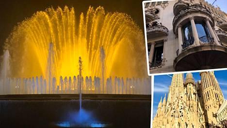 Kuvauskurssilla Barcelonassa – upeita kohteita ei tarvitse etsiä