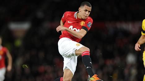 Ravel Morrison pelasi Manchester Unitedin edustusjoukkueessa kolme kertaa, muttei kertaakaan Valioliigassa.