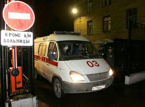 Moskovalaisessa huumevieroitussairaalassa sattui lauantaina tuhoisa tulipalo.