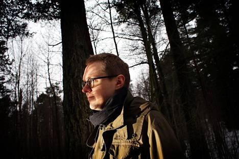 Talouskulttuurin tutkija Paavo Järvensivu työskentelee monitieteisessä Bios-tutkimusyksikössä.