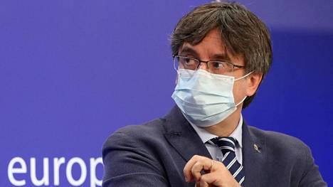 Carles Puidgemont on ollut maanpaossa vuodesta 2017.
