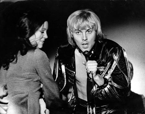 Danny vuonna 1970.