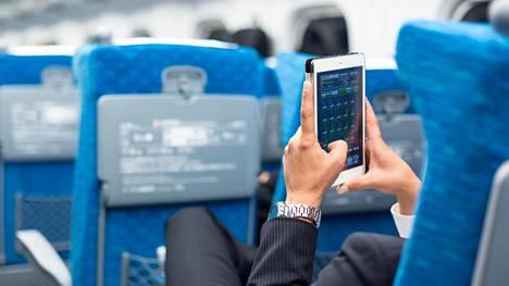 Puhelimen Käyttö Lentokoneessa