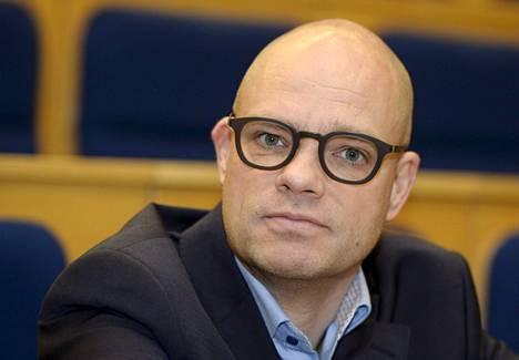 Takuu-Säätiön Juha A. Pantzar.
