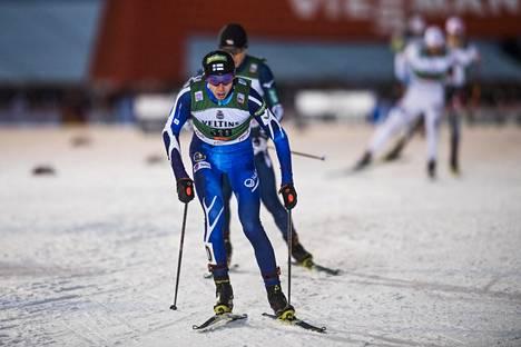 Herola kuuluu maailmancupin vahvimpiin hiihtäjiin.