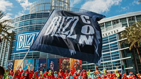 BlizzCon on Blizzard Entertainmentin vuosittainen fanitapahtuma, jossa esitellään esimerkiksi uutta sisältöä peleihin. Blizzard Entertainment on osa Activision Blizzardia.