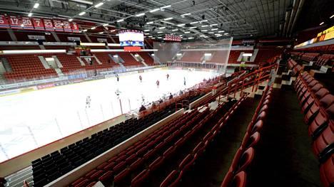 HIFK on yksi liigajoukkueista, joka on joutunut siirtämään joulukuun kotiotteluitaan.