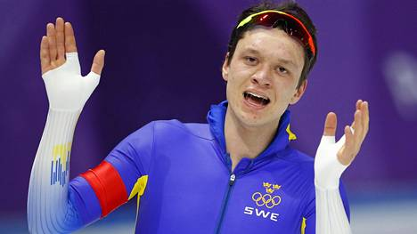 Pyeongchangin olympialaisissa Nils van der Poel ylsi 5 kilometrin matkalla sijalle 14.