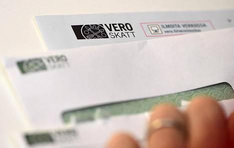 Verottaja lähetti vuoden alussa 400 suomalaiselle verokortin, joka oli varustettu väärin lasketulla veroprosentilla.
