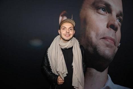 """Räppäri Dan """"Uniikki"""" Tolppanen on yksi Rähinä Recordsin perustajista."""