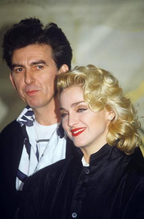 George Harrisonin tuotantoyhtiö sai aikaan 1980-luvulla sekä menestyksiä että floppeja: jälkimmäisistä esimerkkinä oli Madonnalle räätälöity Shanghain yllätys (1986).