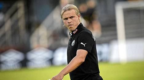 TPS:n voitto oli helpotus valmentaja Marko Rajamäelle.