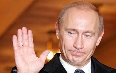 Putinin mukaan puolueen voitto osoittaa, etteivät venäläiset halua maansa kehittyvän kohti tuhoisaa kurssia.