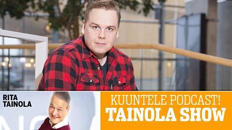 –Näin nuorena poikana teatterissa Pekka Töpöhäntä -näytelmän ja silloin päätin, että haluan näyttelijäksi Antti Tuomas Heikkinen kertoi Rita Tainolalle.