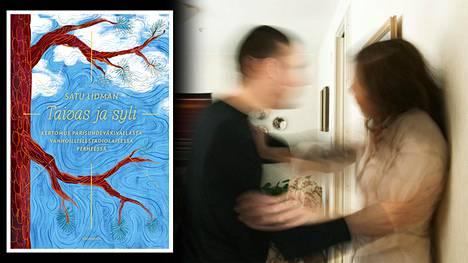 Dosentti Satu Lidmanin tuore kirja Taivas ja syli kertoo vanhoillislestadiolaisen kahdeksan lapsen äidin Päivin riipaisevan tarinan. Kuvituskuva.