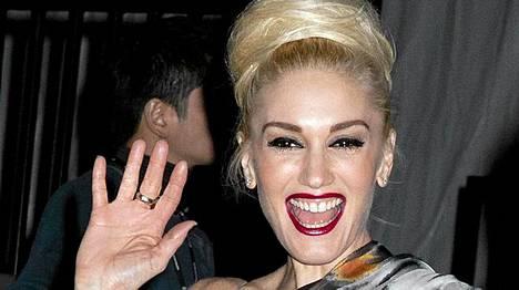Gwen Stefani on kerännyt paljon kiitosta sympaattisuudellaan.