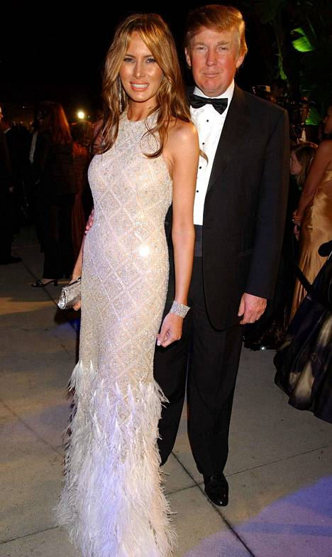 Vanity Fairin Oscar-gaalajuhlat helmikuussa 2005.