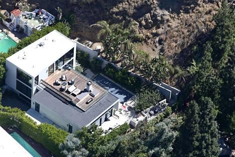 Kendall Jenner osti talon Länsi-Hollywoodista pari kuukautta sitten.