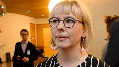 Aino-Kaisa Pekonen.