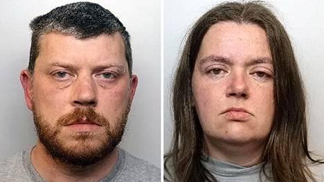 Sheffieldissä asuneet 39-vuotias mies ja 35-vuotias nainen tuomittiin tiistaina elinkautisiin vankeusrangaistuksiin kahden lapsensa murhista.