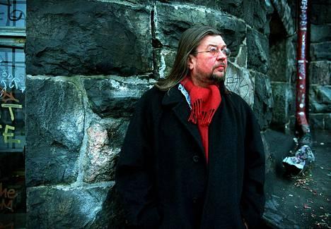 Hannu Seikkula vuonna 2001.