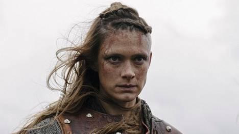 Krista Kosonen näyttelee HBO:n Beforeigners-sarjassa viikinkiajalta nykyisyyteen sinkoutuvaa naista.