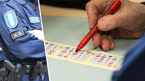 Bingo-pelistä syntynyt riita johti kahden miehen väliseen painiin ravintolassa Vantaalla.