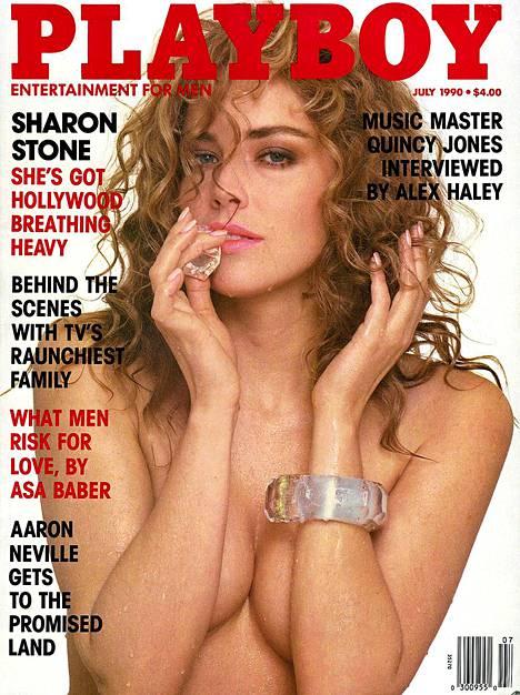 Sharon Stone 1990
