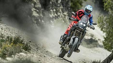 Uusissa moottoripyörissä Yamaha on noussut rekisteröintitilastojen kärkeen. –Yamahan laaja ja monipuolinen mallisto on sopiva markkinaan nähden, kertoo tuotepäällikkö Jarmo Heljo.
