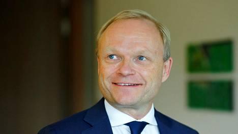 Pekka Lundmark aloitti elokuussa Nokian toimitusjohtajana.