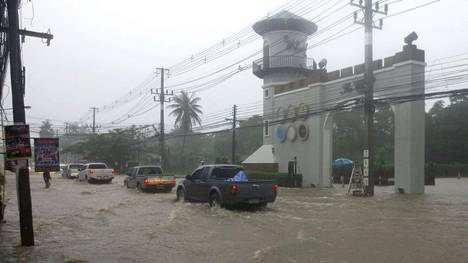 Katukuva Thaimaan Koh Samuista 5.1.2017.