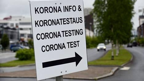 THL:llä on tekninen häiriö, jonka vuoksi tänään ei ole raportoitu uusien koronavirustartuntojen määrää.