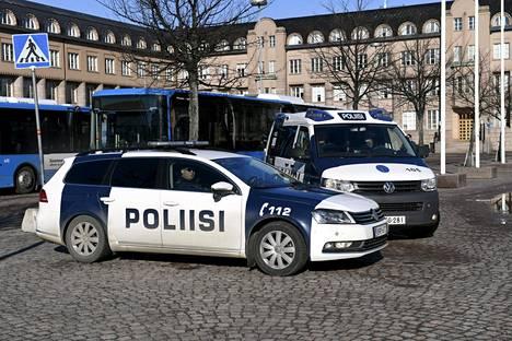 Poliisi on varautunut liikkumisrajoituksiin.