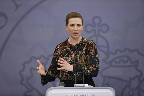 Tanskan pääministeri Mette Frederiksen väläytteli Tanskan, Itävallan ja Israelin yhteisen rokotetuotantolaitoksen rakentamista.