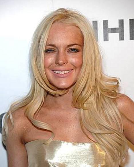 Lindsay Lohan viime kuussa New Yorkissa.