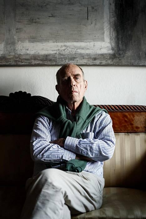 Tammikuussa kuollut Jörn Donner ei ehtinyt lukea poikansa kirjaa.
