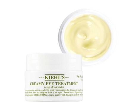 Kiehl's Avocado Creamy Eye Treatment, 29,50 € / 15 ml.
