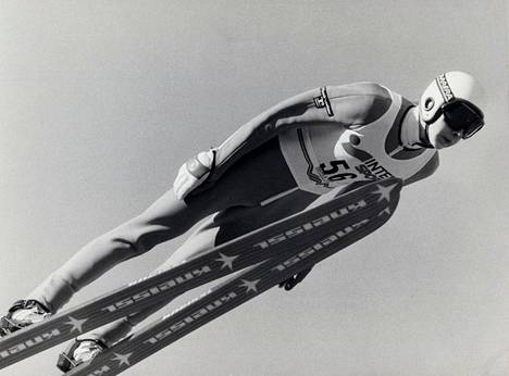 Oslon MM-kisoissa 1982