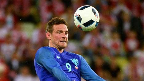 Janssenin huippuotteet AZ:n paidassa auttoivat hänet myös Hollannin maajoukkueeseen.