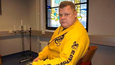 """Ex-rikollispomo Lauri """"Late"""" Johansson pääsi ehdonalaiseen vapauteen kesällä 2020. Hän istui elinkautista 18 ja puoli vuotta."""