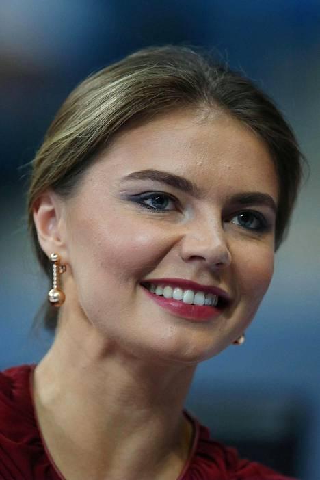 Alina Kabajeva vuonna 2017.