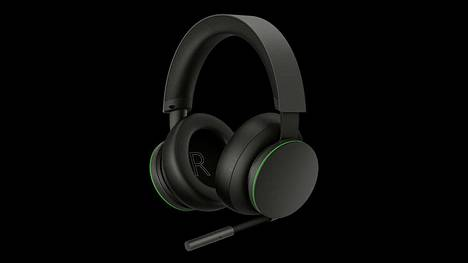 Xbox Wireless Headset on Microsoftin headset pc- ja Xbox-pelaajalle.