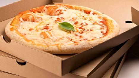 Pizza on suomalaisten kestosuosikki.