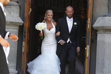 Elokuussa 2015 avioituneilla Nanna ja Jere Karalahdella on toukokuussa 2016 syntynyt Jax-poika. Lisäksi Jerellä on kaksi tytärtä: teini-ikäinen Ronja ja Valko-Venäjällä asuva kolmevuotias Stella.