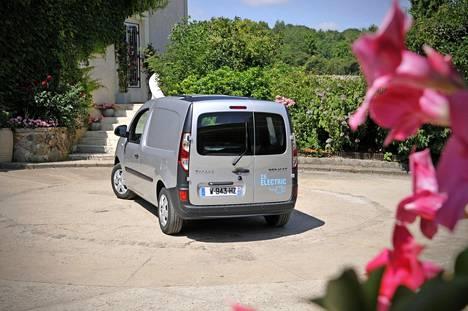 Kangoo on ollut markkinoilla jo hyvän aikaa, sillä malli voitti Vuoden pakettiauto -tittelin vuonna 2012.
