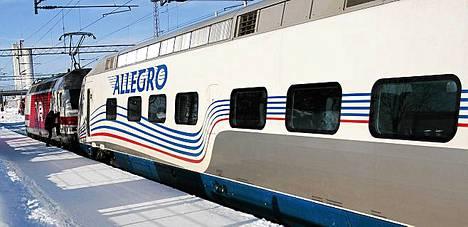 Allegro aloitti liikennöintinsä 12. joulukuuta eli reilut kaksi kuukautta sitten
