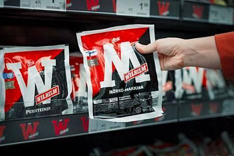 Erikoiserä Mörkö-makkaraa tuli kauppoihin kesäkuun alussa.